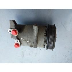 Kompressori ilmastointi