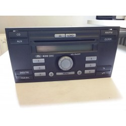 Radio/CD soitin